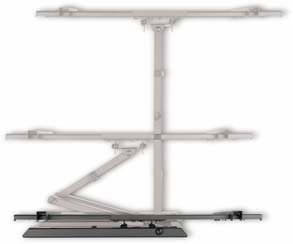"LCD/Plasma-Wandhalter LOGILINK BP0113, 37...80"", neigbar, schwenkbar, drehbar - Produktbild 2"