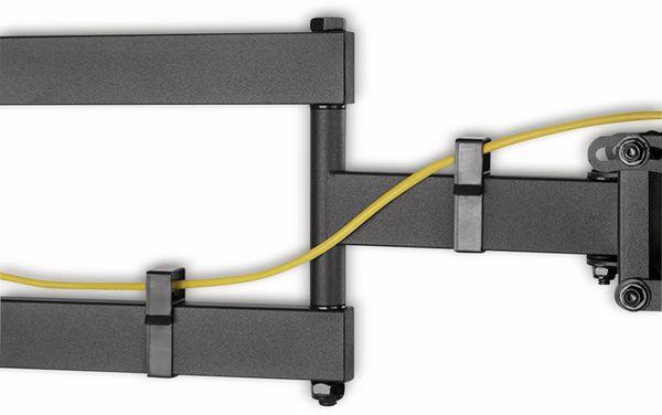 "LCD/Plasma-Wandhalter LOGILINK BP0114, 37...80"", neigbar, schwenkbar, drehbar - Produktbild 3"