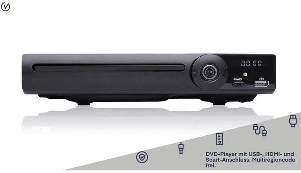 DVD-Player UNIVERSUM DVD 300-20, schwarz - Produktbild 2