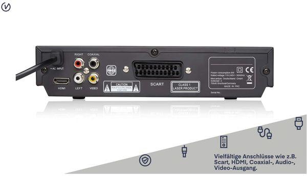 DVD-Player UNIVERSUM DVD 300-20, schwarz - Produktbild 4