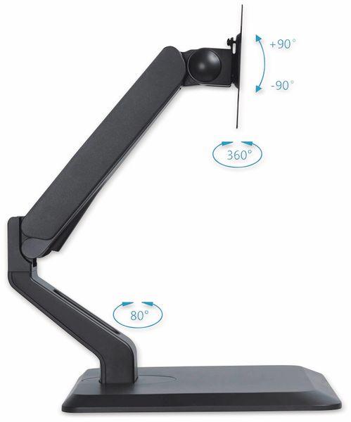 Monitorhalterung PUREMOUNTS PM-OFFICE-ST-10, VESA 100x100 mm - Produktbild 2