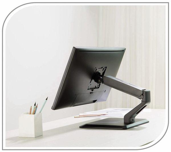 Monitorhalterung PUREMOUNTS PM-OFFICE-ST-10, VESA 100x100 mm - Produktbild 6