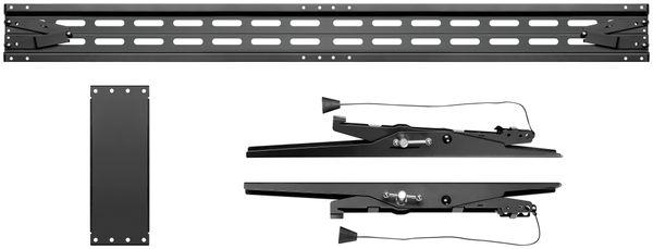 "TV-Wandhalter GOOBAY Pro TILT XL, 43...100"" (109...254 cm), 12° neigbar - Produktbild 5"
