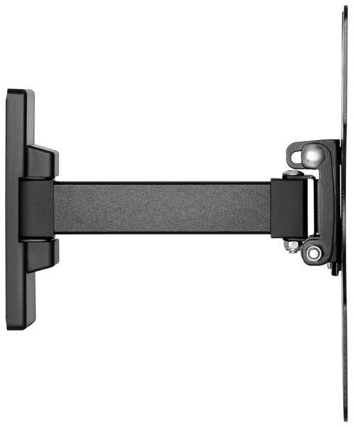 "TV-Wandhalter GOOBAY Basic Fullmotion S1, Single Arm, 23...42"" (58...107 cm) - Produktbild 2"