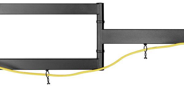 "TV-Wandhalter GOOBAY Basic Fullmotion L, 37...70"" (94...178 cm) - Produktbild 3"