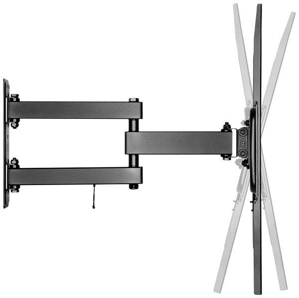 "TV-Wandhalter GOOBAY Basic Fullmotion L, 37...70"" (94...178 cm) - Produktbild 17"