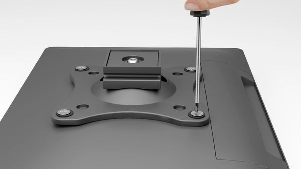 "Monitorhalterung GOOBAY Basic M Single, 13...32"" (33...81 cm) - Produktbild 2"