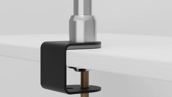 "Monitorhalterung GOOBAY Basic M Single, 13...32"" (33...81 cm) - Produktbild 3"