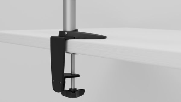 """Monitorhalterung GOOBAY Basic TWIN M, 13...23"""" (33...58 cm) - Produktbild 5"""