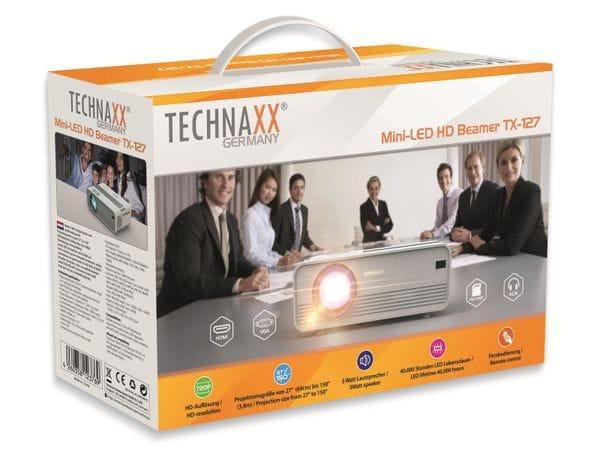 Beamer TECHNAXX TX-127 - Produktbild 2
