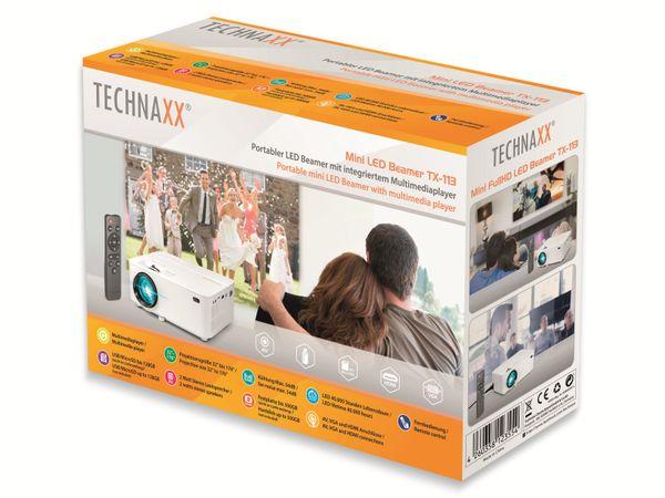 Beamer TECHNAXX TX-113 - Produktbild 2
