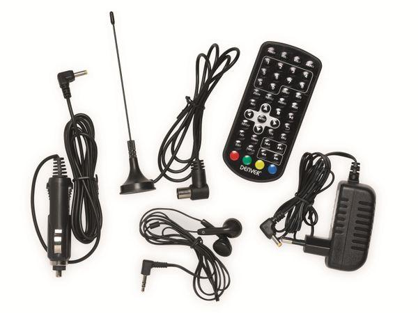 "Portabler LED-TV DENVER LED-1032, 10,1"" (26 cm), EEK C - Produktbild 7"