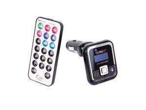 FM-Funksender mit MP3-Wiedergabe TECHNAXX FMT200BT - Produktbild 1