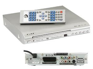 DVD-Player CAT DVD.1112