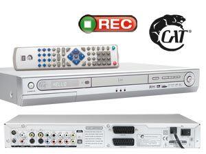 DVD-Recorder CAT DVR.1010