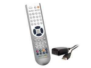 Universal-Fernbedienung für TV/PC UFB41PC