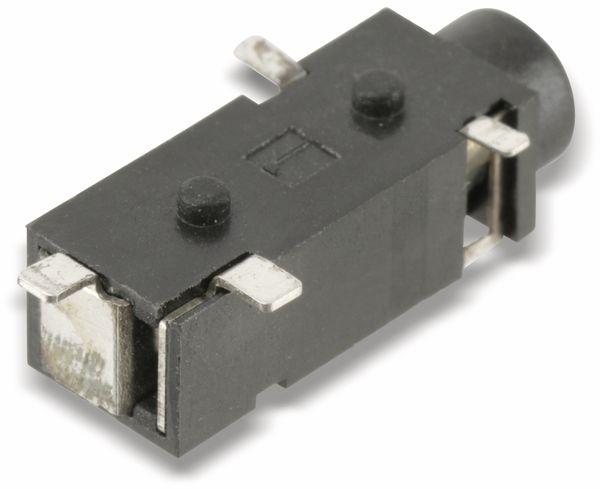 SMD Klinken-Einbaubuchse - Produktbild 1