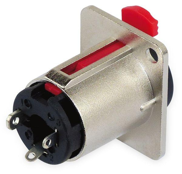PA-Klinkeneinbaubuchse 6,3mm - Produktbild 2