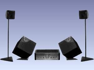 Dolby-Surround-Set