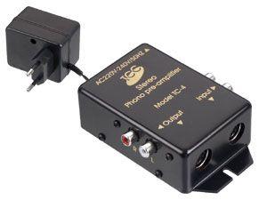 Stereo-Phono-Vorverstärker DYNAVOX TC-4