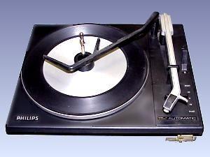 Plattenspieler-Laufwerk Philips 22GC051/04S