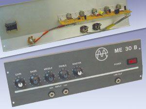 Verstärkerblende ME30B