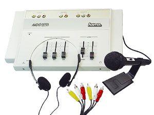 """Mischpult """"Audio Editor"""""""