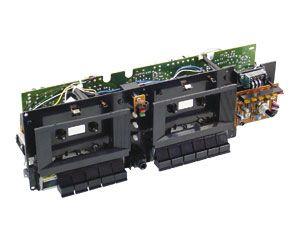 Doppel-Cassettenlaufwerk