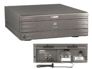 DUAL MN8010 CD-Changer