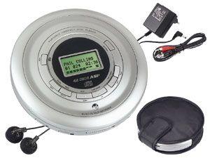 Tragbarer CD/MP3-Player