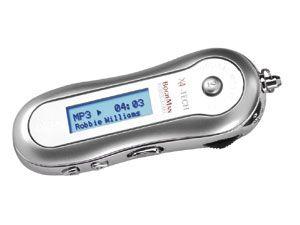 MP3-Player X4-Tech BogieMan