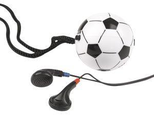 """Scan-Radio """"Fußball"""""""