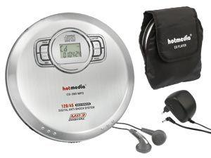Tragbarer CD/MP3-Player CD-380MP3