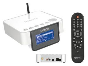 Internetradio/Netzwerk-Player TERRATEC NOXON2audio