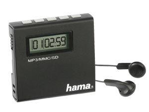 MP3-Player/Cardreader HAMA 55741