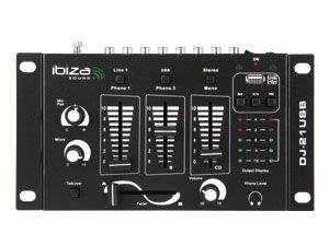 Mischpult DJ-21USB - Produktbild 1