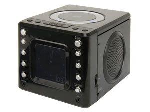 Stereo-Uhrenradio mit CD-Player - Produktbild 1