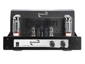 Röhren-Vollverstärker DYNAVOX VR-70E II Phono - Produktbild 1