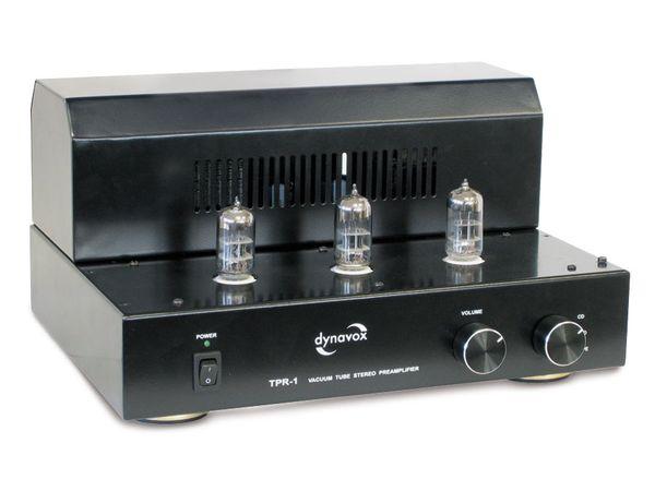 Röhrenvorverstärker DYNAVOX TPR-1 - Produktbild 1