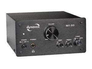 Mini-HiFi-Verstärker DYNAVOX MT-50