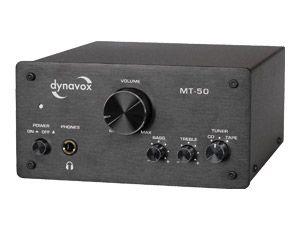 Mini-HiFi-Verstärker DYNAVOX MT-50 - Produktbild 2