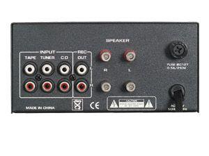 Mini-HiFi-Verstärker DYNAVOX MT-50 - Produktbild 3