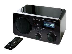 WLAN Internetradio OLYMPIA Web-Radio 200II - Produktbild 1