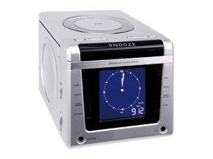 Uhrenradio mit CD-Player - Produktbild 1