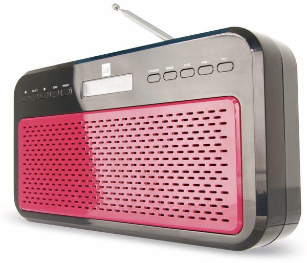 DAB+/UKW Radio DUAL DAB12 - Produktbild 1