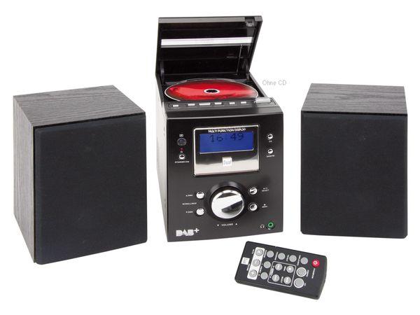 DAB Mikro-Stereoanlage mit CD DUAL DAB500 - Produktbild 1