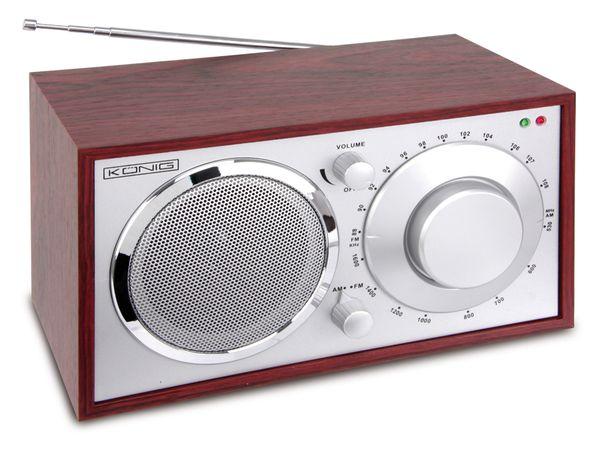 Nostalgie-Radio KÖNIG HAV-TR12 - Produktbild 1