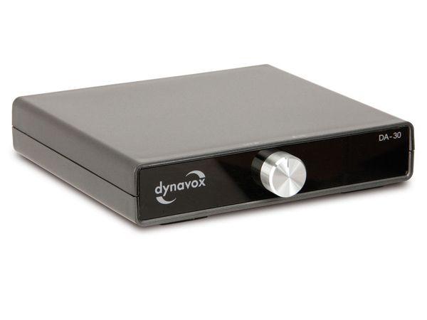 Stereo-Digitalverstärker DYNAVOX DA-30