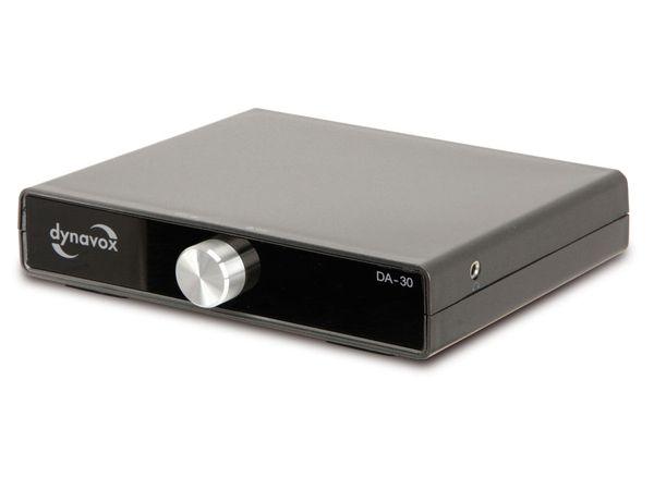 Stereo-Digitalverstärker DYNAVOX DA-30 - Produktbild 2