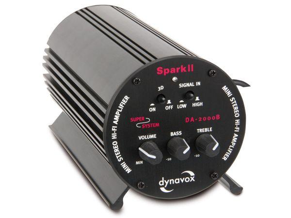 Stereo Mini-Verstärker DYNAVOX SPARK II - Produktbild 1